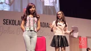 """JKT48 - """"Sketsa"""" dalam Gingham Check Launching Concert"""