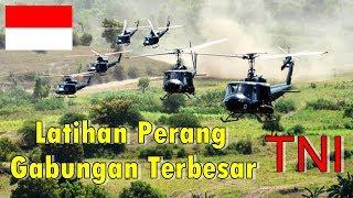 Video Latihan Perang Gabungan Terbesar TNI download MP3, 3GP, MP4, WEBM, AVI, FLV September 2018