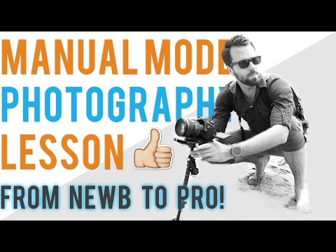 Manual Mode Photography Tutorial: EVERY Photographer Should Know This!