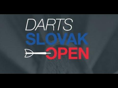 DARTS SLOVAK OPEN 2018 at x-bionic® sphere I  Šamorín I Slovakia