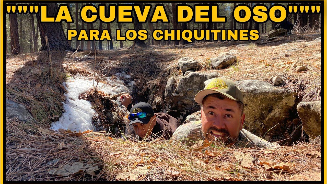 AVENTURA NÚMERO 234 LA CUEVA DEL OSO VIDEO PARA LOS CHIQUITINES