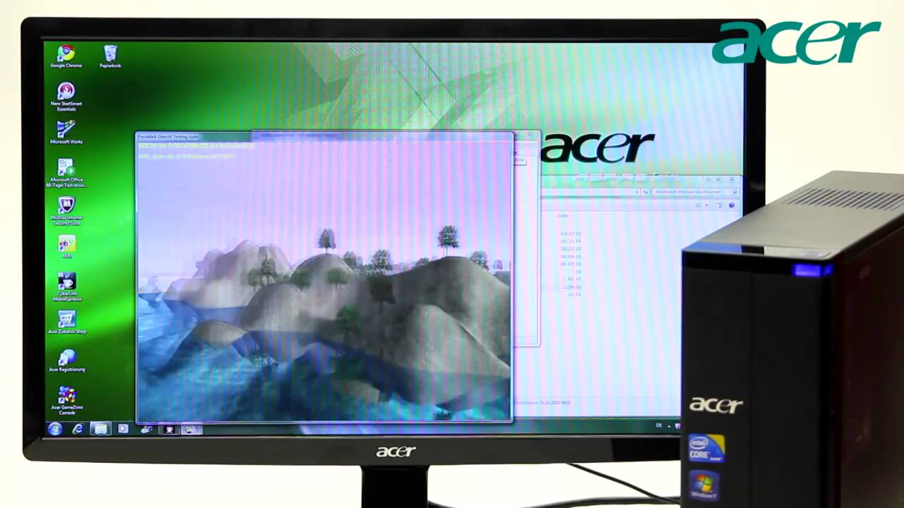 Acer Aspire X3950 NVIDIA Graphics Driver PC