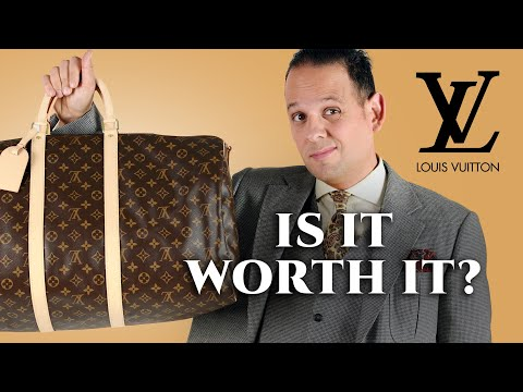 Louis Vuitton Duffle Bag: Is It Worth It? - Luxury LV Keepall Bag Review