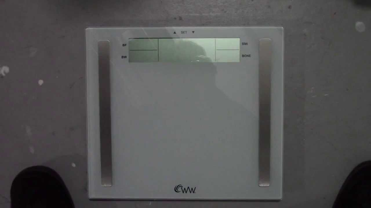 Weight Watchers Bathroom Scale Reviews Reveal Consumer Warning