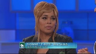 "Freda Lewis-Hall and TLC's ""T-Boz"" Discuss Sickle Cell Disease on The Doctors"