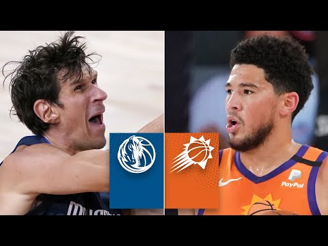Dallas Mavericks vs. Phoenix Suns [FULL HIGHLIGHTS] | 2019-20 NBA Highlights
