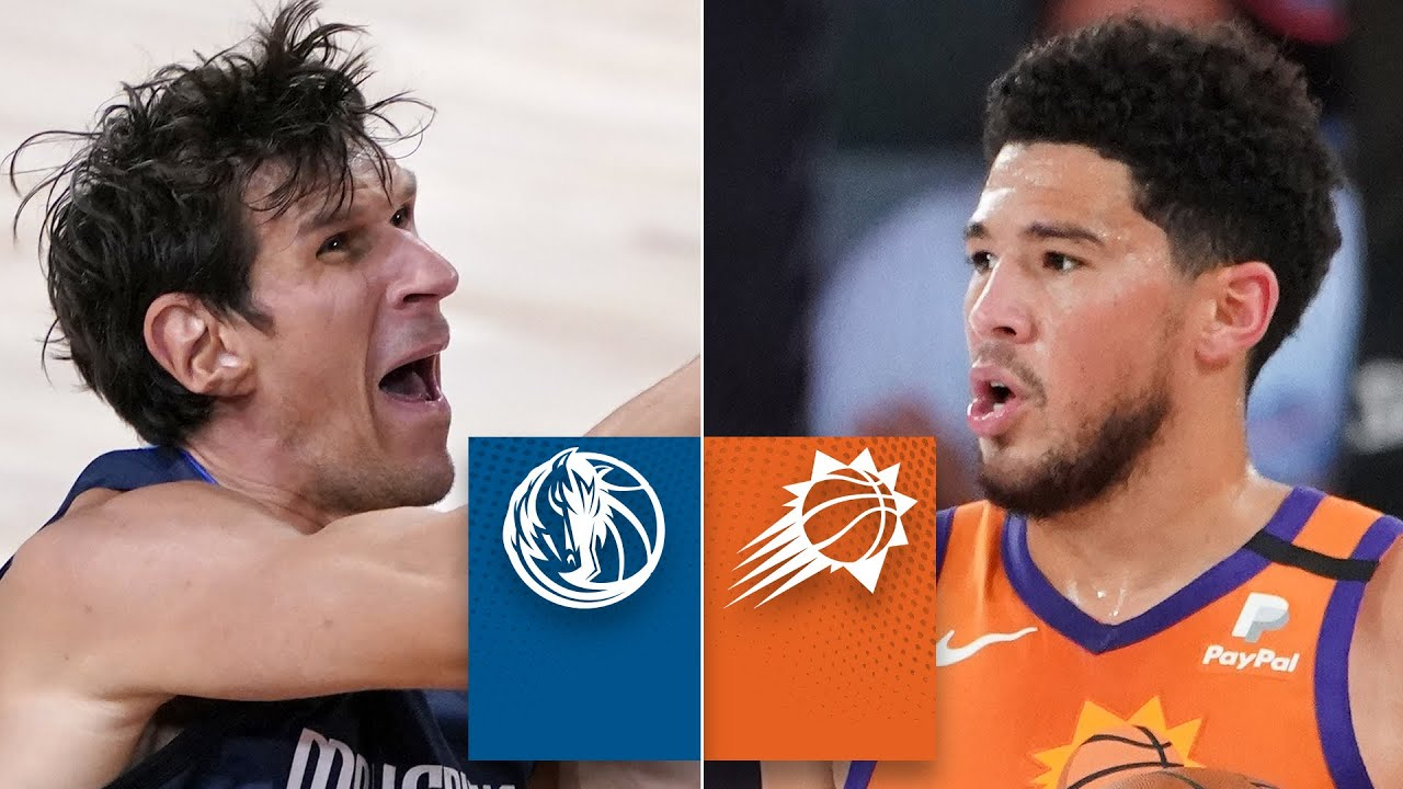 Mavericks vs. Suns - Game Recap - August 13, 2020 - ESPN