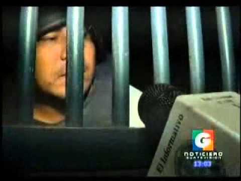 20 05 11 GUATEVISION 1PM HUGO GOMEZ SENALA SER UN CAMPESINO Y NO PERTENECER AL GRUPO DE LOS ZETAS