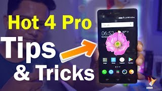 Infinix Hot 4 Pro Top Tips And Tricks | OTG,4G Volte,Native Video Calling,Reverse Charging Lots More