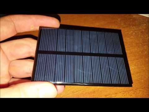 DIY SOLAR PHONE CHARGER USB | Build a Solar USB Charger!