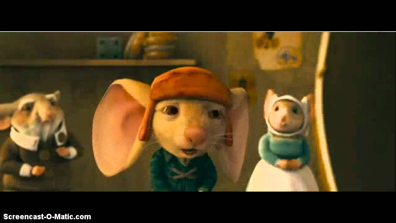 Watch The Tale of Despereaux Online Free