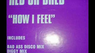 RED OR DRED - HOW I FEEL (DIGGY MIX)