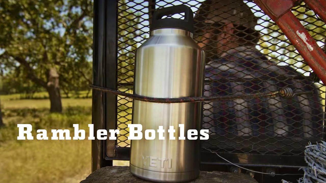 Rambler Bottle 18 oz   YETI