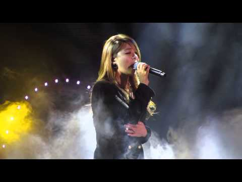 Ice Flower(얼음꽃)- Ailee (에일리) Live @ Valentine's Day Kiss Concert
