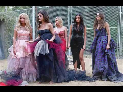 Pretty Little Liars- Fight Song music video