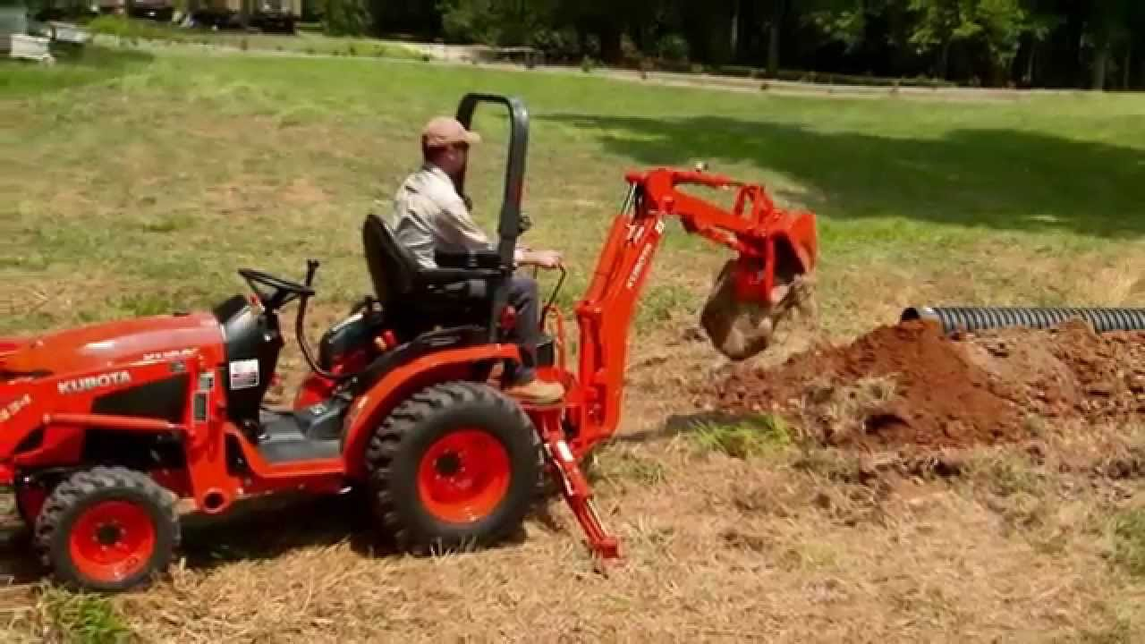 mb tractor kubota b series 2015 fall comercial youtube. Black Bedroom Furniture Sets. Home Design Ideas
