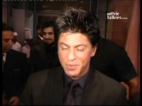 Shah Rukh Khan at Sunayna and Ganesh Hegde's wedding reception