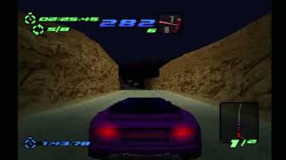 Need For Speed 3 Hot Pursuit | Redrock Ridge | Hot Pursuit Race 199
