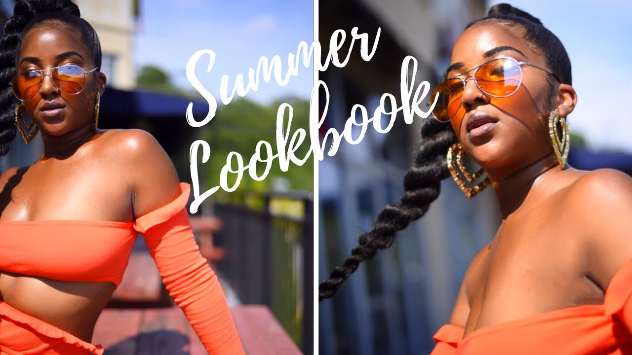 [VIDEO] - Summer Outfits Lookbook 2017 8
