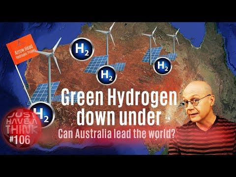 Green Hydrogen : Can Australia lead the world?