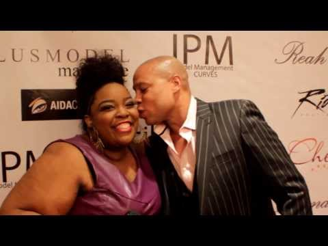 Harvey Walden IV - Red Carpet Interview - POSH LA Fashion Week