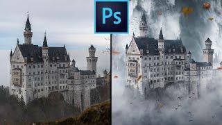 Photoshop CC: Comment Créer des Nuages Réalistes