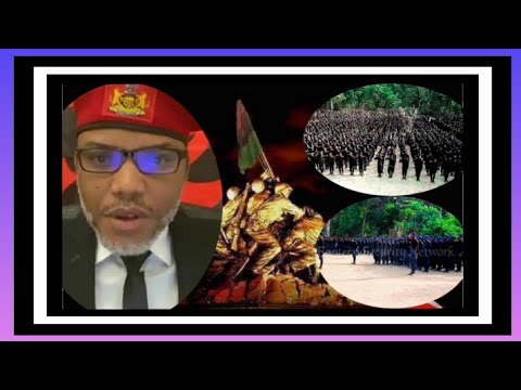 GOODNEWS!! MAZI NNAMDI KANU UNVEILED EASTERN SECURITY NETWORK IN A LIVE BROADCAST ON DEC.12 : 2020..