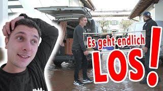 Felix zieht in die Alpen