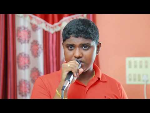 Abhiram singing a light music -