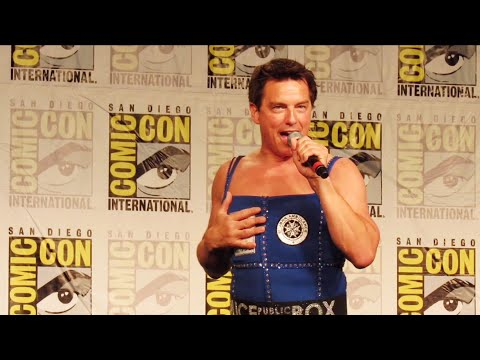 ANYTHING GOES WITH JOHN BARROWMAN  ComicCon 2017