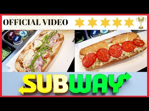 OFFICIAL SUBWAY VIDEO - Sandwich, Salads & Cookies ❤ ❤