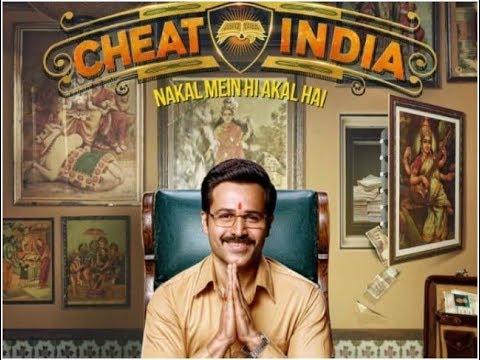 Cheat India Movie/ Official  Trailer First Look/  Emraan Hashmi / Director Soumik Sen