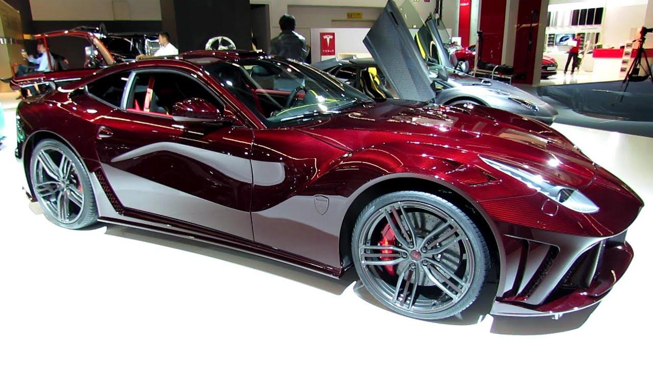 Ferrari F12 Interior >> 2013 Ferrari F12 Berlinetta-La Revoluzione Mansory ...