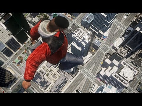 GTA 4 Ragdoll Compilation (Euphoria Showcase)