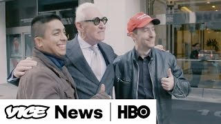 Roger Stone and the Deploraball   VICE News Tonight on HBO (Full Segment)