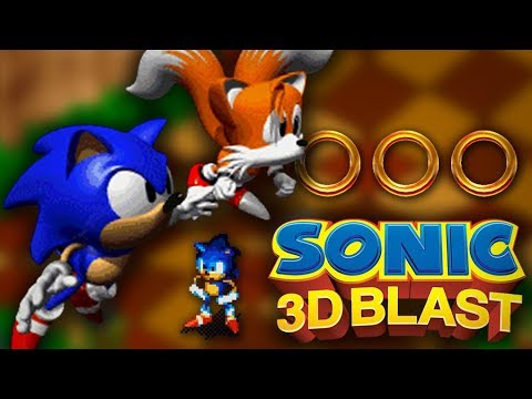A VERSÃO DEFINITIVA DO SONIC 3D BLAST (DIRECTOR'S CUT)!!!