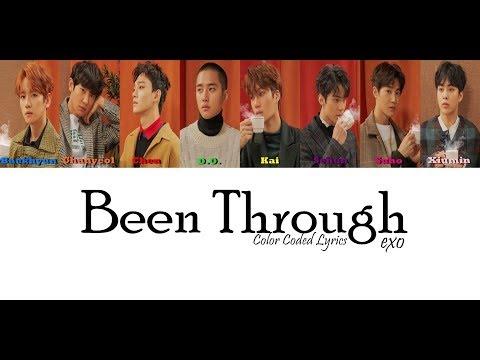 EXO - Been Through (지나갈 테니)...