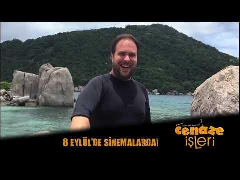 CT Ve Barış Kıralioğlu'nun Oynadığı Cenaze İşleri 8 Eylül'de Sinemalarda!!!