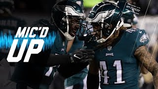 Mic'd Up Falcons vs. Eagles Divisional Round