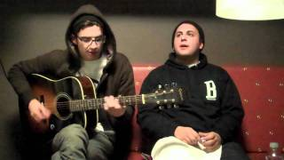 """Fantasy Girl (Acoustic)"" by Man Overboard"