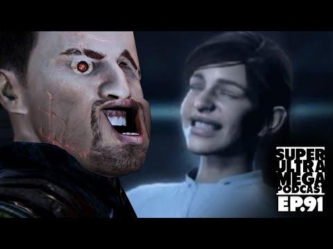 La Locura de Mass Effect Andromeda - SuperUltraMegaPodcast 91