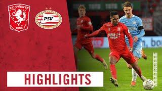 HIGHLIGHTS   FC Twente - PSV (22-11-2020)