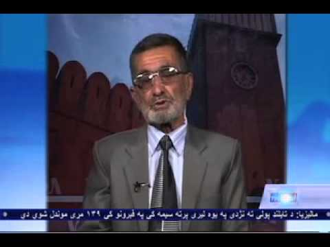 Pohand Narewal Raziqi talks about Pashto French dictionary