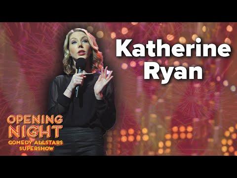 Katherine Ryan - 2015 Opening Night Comedy Allstars Supershow