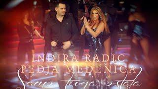 Indira Radic i Pedja Medenica   SAMO TUGA OSTALA (OFFICIAL VIDEO SPOT 2014)