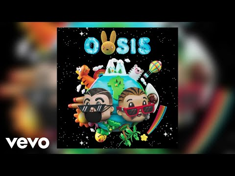 J. Balvin, Bad Bunny - CUIDAO POR AHÍ (Audio)