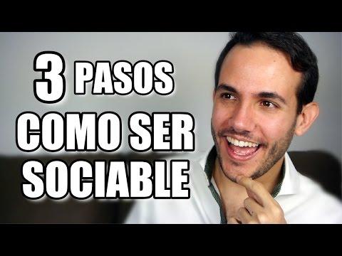 COMO SER MÁS SOCIABLE EN 3 PASOS de YouTube · Duración:  11 minutos 34 segundos