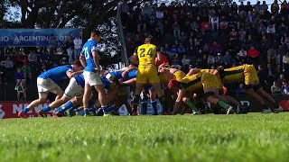 Top five tries from day one at the World Rugby U20 Championship