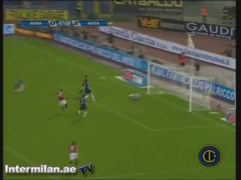 AS Roma 0-4 Inter 2008/09