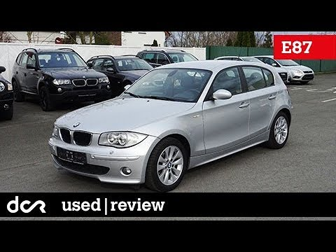 buying a used bmw 1 series e87 e81 e82 e88 2004. Black Bedroom Furniture Sets. Home Design Ideas